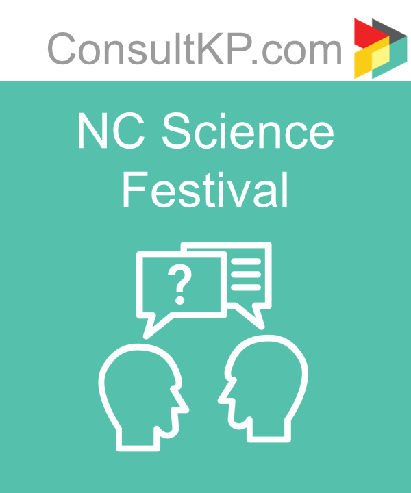 Evaluating the North Carolina Science Festival