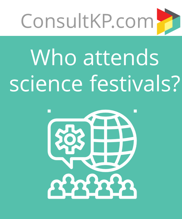 New, Not Different: Who Attends Science Festival Expos?