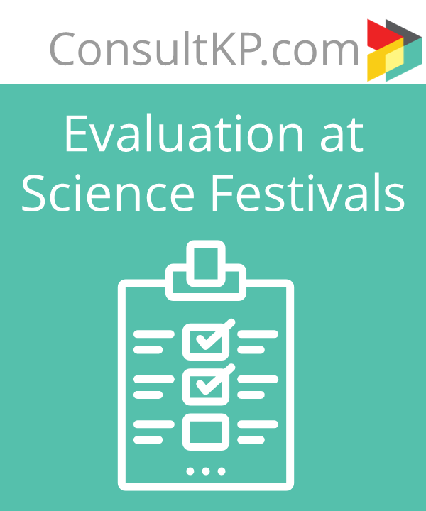 Evaluation use in Science Festivals